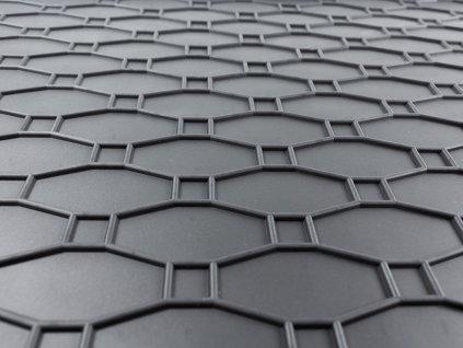 Vana do kufru Mazda 3 2019- htb • gumová
