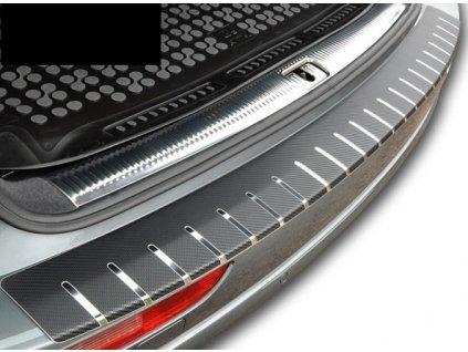 51849 kryt prahu patych dveri toyota corolla e21 2019 2020 hatchback nerez s karbonem