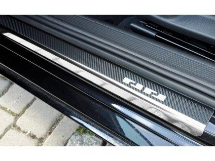 51855 prahove listy toyota corolla e21 2019 2020 hatchback nerez s karbonem