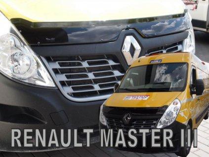 Deflektor kapoty Renault Master III FL 2014-2019