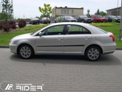 525 bocni listy dveri toyota avensis ii 2003 2008 sedan