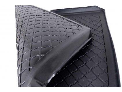 Vana do kufru Mitsubishi Pajero Wagon (Long) 5/7m 2007-2020 3.řada dole • protiskluzová