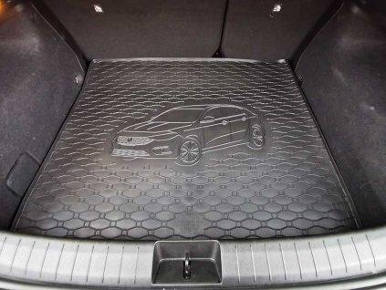 Vana do kufru Fiat Tipo 2016-2020 Hatchback • plnohodnotná rezerva • gumová