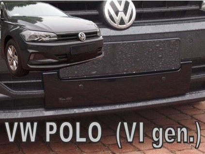 Zimní clona VW Polo VI 2017-2020 • dolní