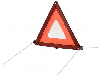 Výstražný trojúhelník v plastovém boxu