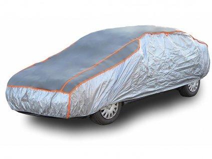 Plachta na auto Nissan Almera N17 2012-2021 Sedan • proti kroupám