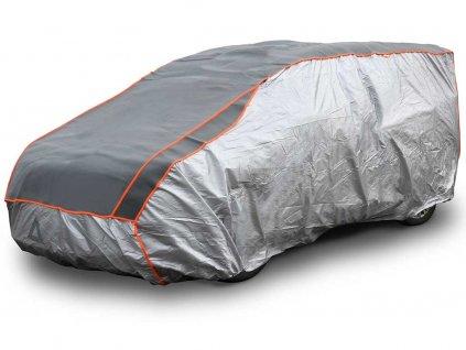 Plachta na auto Audi Q7 II 2015-2020 • proti kroupám