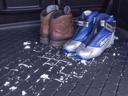 Vana do kufru Citroen DS7 Crossback 2018-2020 horní poloha • protiskluzová