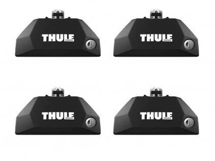 Nosné patky Thule Evo Flush Rail 7106 • 4 ks