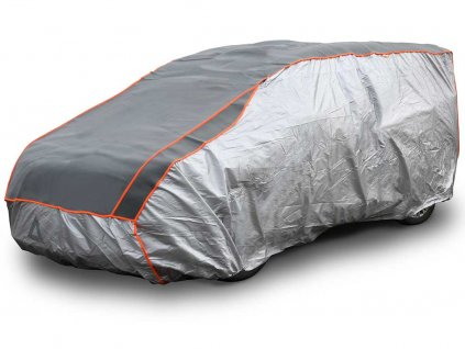 Plachta na auto Dacia Dokker 2012-2021 • proti kroupám