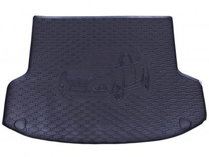 Vana do kufru Hyundai ix35 2010-2015 • gumová