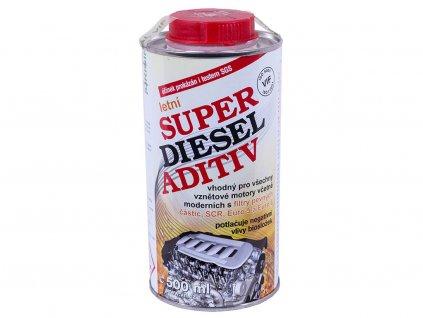 vif diesel letni