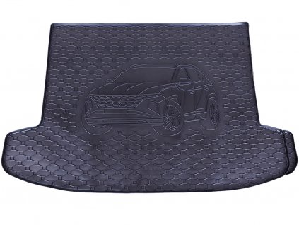 Vana do kufru Hyundai Tucson IV 2021- • gumová