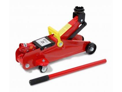 Hydraulický pojízdný hever 2t