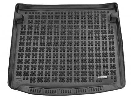 Vana do kufru Seat Tarraco 2019-2021 7míst. • gumová • zvýšený okraj