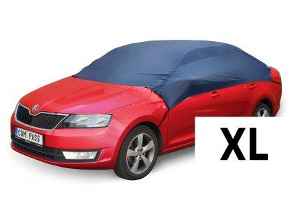 Ochranná plachta auta krátká vel. XL 317x157x51 cm, nylonová