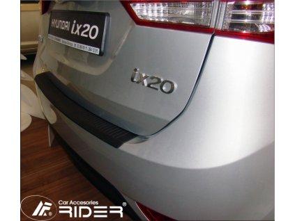 7487 kryt prahu patych dveri hyundai ix20 2010 2020 tvrzeny plast