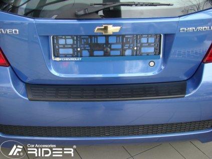 7490(3) kryt prahu patych dveri chevrolet aveo 2003 2008 hatchback tvrzeny plast