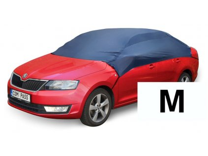 Ochranná plachta auta krátká vel. M 259x147x51 cm, nylonová