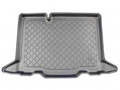 Vana do kufru Dacia Sandero III 2021- dolní poloha • protiskluzová