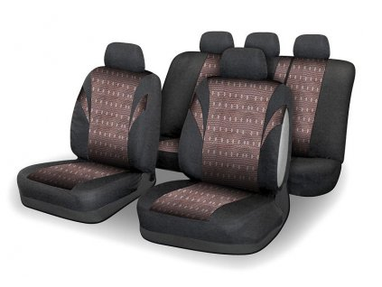Potahy sedadel JACK I. Airbag