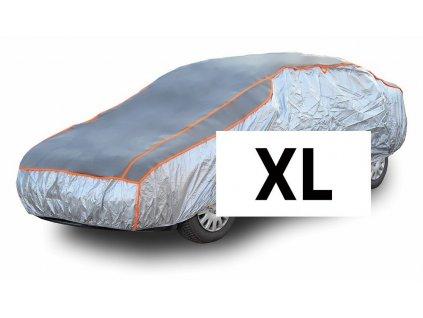 Ochranná plachta auta proti kroupám vel. XL 530×177×119 cm