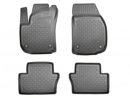 602368 0 Guardliner Foot Liners full set (FS), excluding 3rd row #