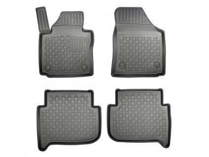 602551 0 Guardliner Foot Liners full set (FS), excluding 3rd row #