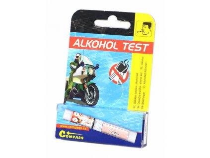 Detekční trubička - alkohol tester