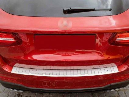 Kryt prahu pátých dveří Mercedes GLC X253 2015-2021 • nerez • ADO Pro