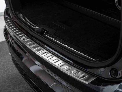 Kryt prahu pátých dveří Volvo XC90 II 2015-2021 • nerez • ADO Pro
