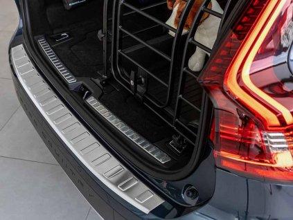 Kryt prahu pátých dveří Volvo V90 2016-2021 • nerez • ADO Pro