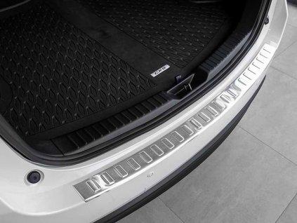 Kryt prahu pátých dveří Mazda CX-5 II 2017-2021 • nerez • ADO Pro