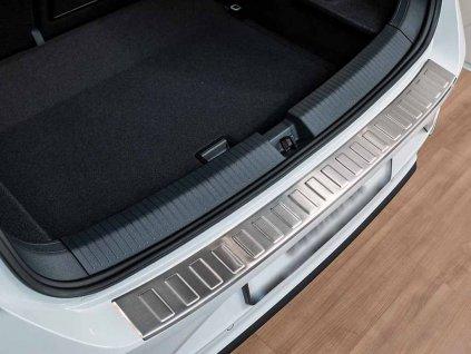 Kryt prahu pátých dveří VW T-Roc 2018-2021 • nerez • ADO Pro