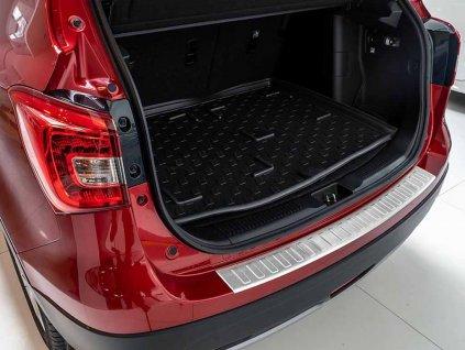 Kryt prahu pátých dveří Suzuki SX4 S-Cross 2013-2021 • nerez • ADO Pro