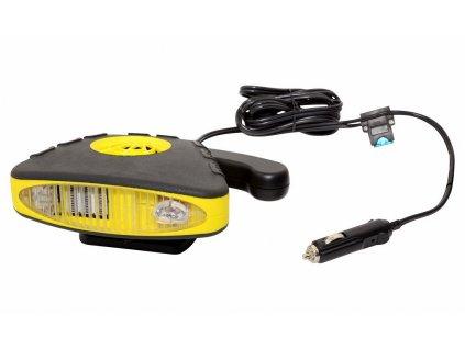 Ventilátor s ohřevem FROST 3v1 12V