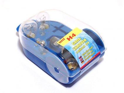 Žárovky H4 servisní box univerzální