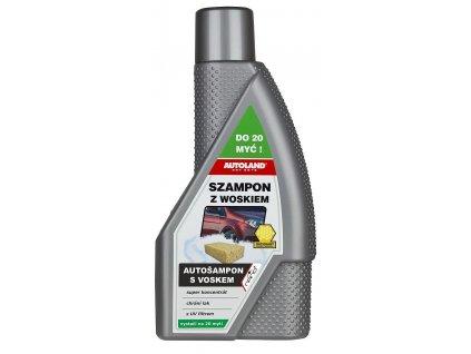 Autošampon s voskem • 600 ml • Autoland
