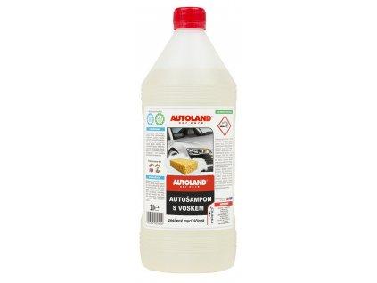 Autošampon s voskem • 1000 ml • Autoland