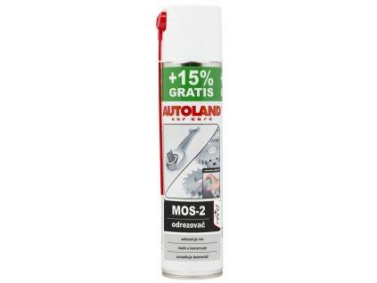 Odrezovač MOS-2 NANO+ spray 400ml