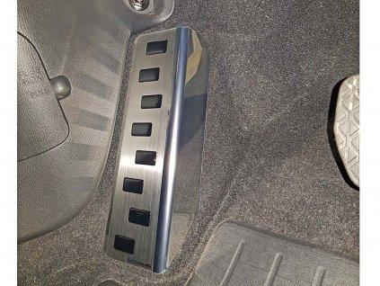 Opěrka nohy Mazda CX-5 2012-2017 • nerezová