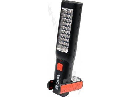 Lampa montážní 30/7 LED, bezpřívodová, 3,6V Ni-MH