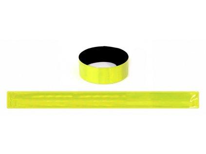 Reflexní pásek žlutý ROLLER