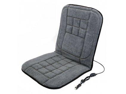 Potah sedadla vyhřívaný 12V TEDDY