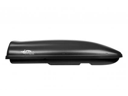Střešní box Whale 200 • Neumann • černý antracit