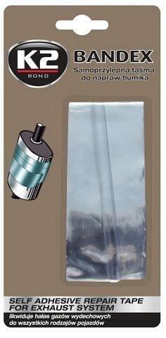 Compass • Páska na opravu výfuku BANDEX 5 x 100 cm - K2