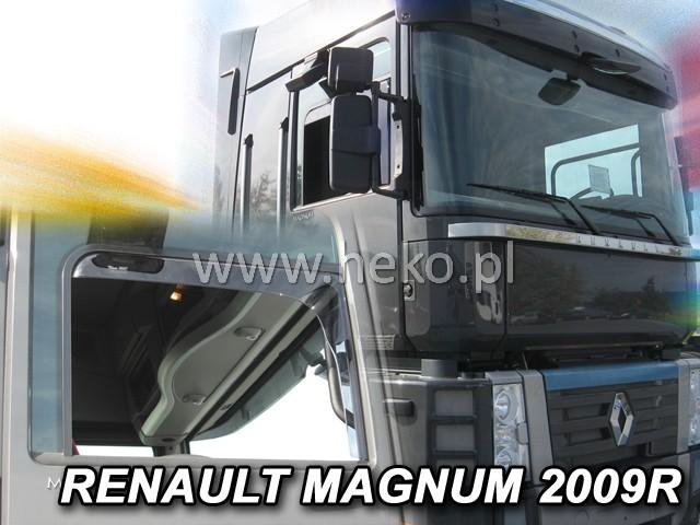 Heko • Ofuky oken Renault Magnum II 2009- • sada 2 ks