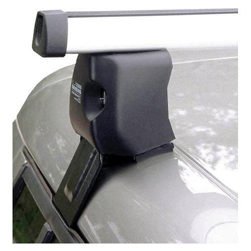 Střešní nosiče Škoda Octavia II 2004- htb (na holou střechu) • ALU • Diheng