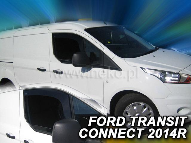 Heko • Ofuky oken Ford Transit Connect 2014- • sada 2 ks
