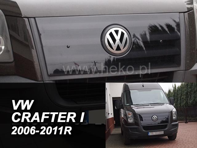 Heko • Zimní clona VW Crafter I gen. 06--11